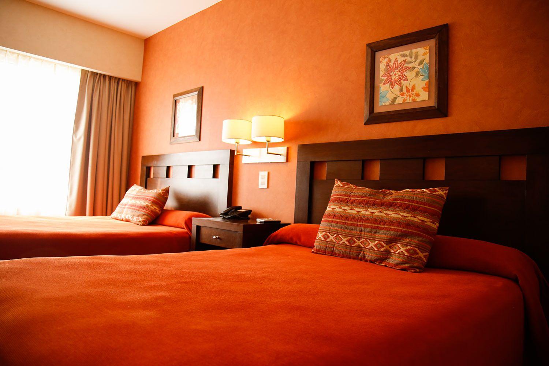 Habitacion Doble Hotel Howard Jhonson Trenque Lauquen