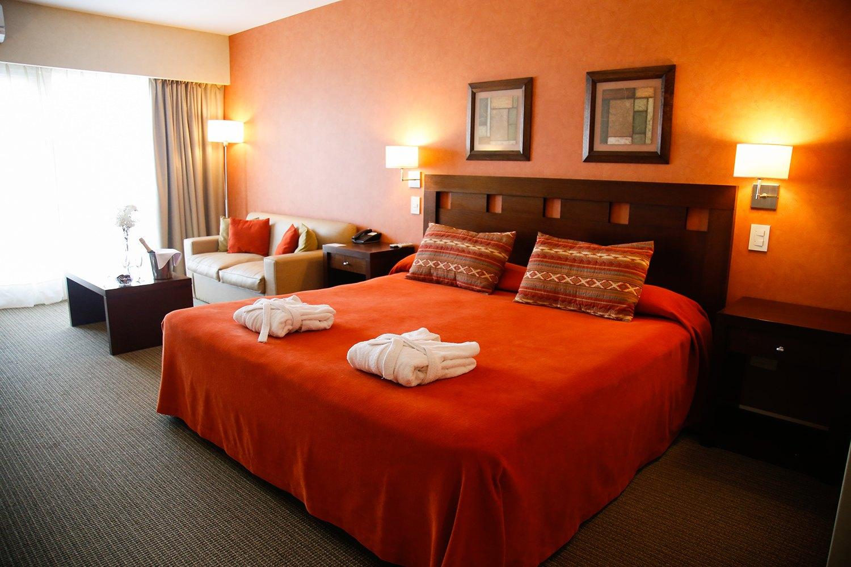 Habitacion Superior Hotel Howard Jhonson Trenque Lauquen